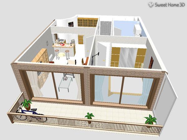 Hogares Frescos Sweet Home 3d Una Genial Aplicaci N