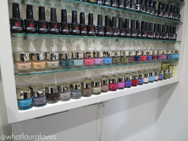 Smith & Cult Manicure at Hooker & Young, Ponteland