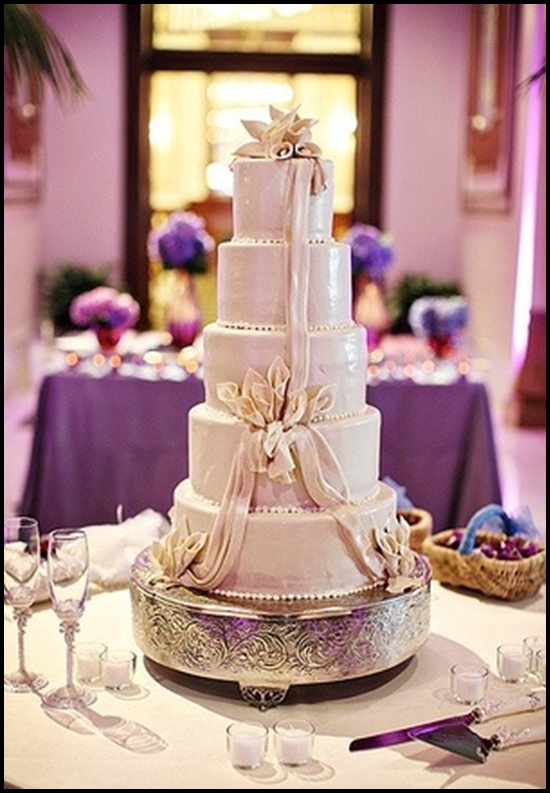 Unusual Wedding Cake Designs
