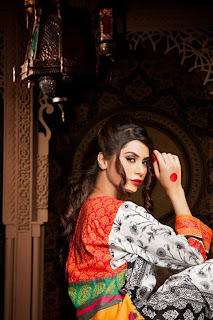Khadi Eid Wear Collection 2013 for women