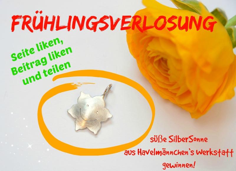 Jetzt mitmachen: Gewinne eine SilberSonne aus Havelmännchen`s Werkstatt
