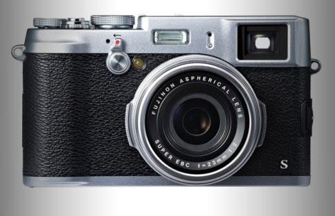 Kamera Fuji X100S