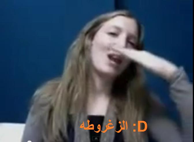 لغة الجسد عند المصريين Egyptian Body Language