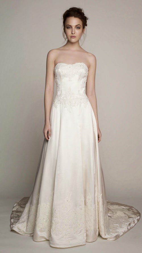 Spring 2014 Wedding Dresses Collection Kelly Faetanini