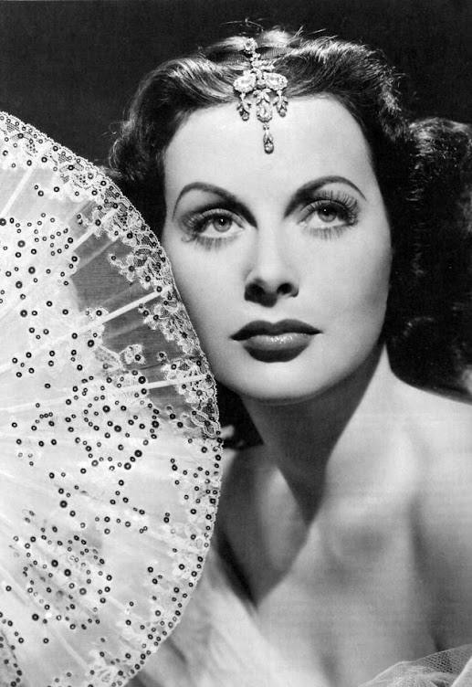 Hedy Lamarr ~ Bet Ya Didn't Know This