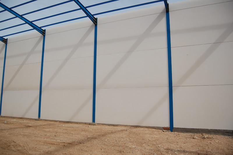 Construimos naves agricolas en toda espa a de paneles - Hormigon prefabricado precio ...