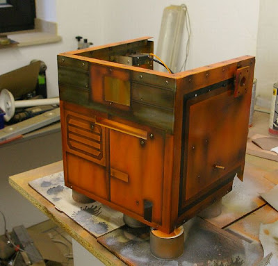 WALL-E PC Casemod That Can Actually Move Around Seen On www.coolpicturegallery.us