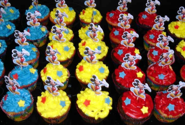 Special Day Cakes Best Ideas For Mickey Mouse Cupcakes