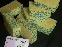 Jabón de manzanilla