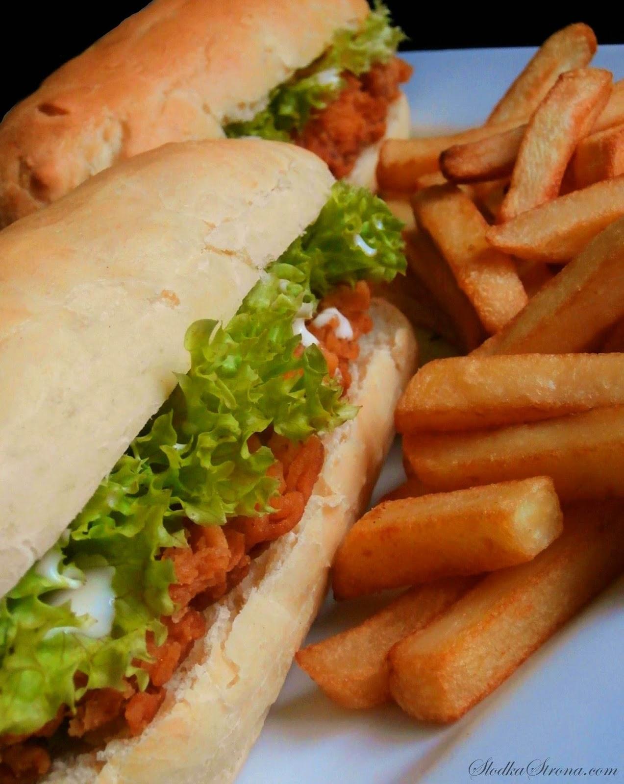 Domowy Tender jak z KFC - Przepis - Słodka Strona