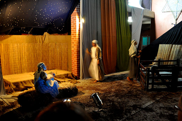 Road to Bethlehem play NSW
