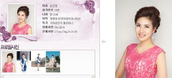 นางงามเกาหลี 2013 ศัลยกรรม หน้าเหมือนเป๊ะ - 12