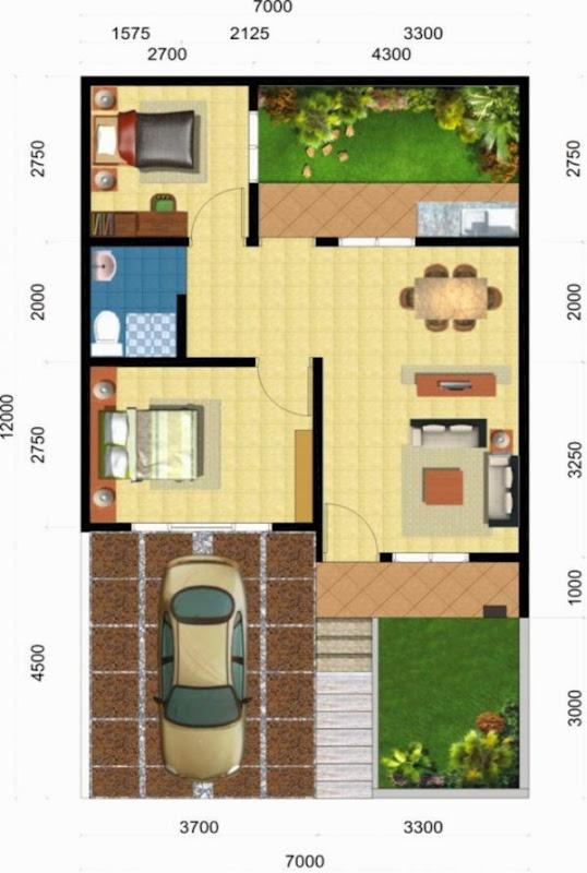 Kumpulan Desain Rumah Minimalis 1 Lantai Design Rumah
