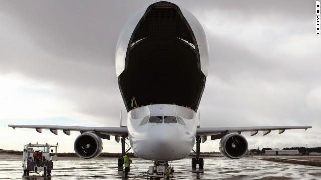 Lima Pesawat Terbang Terbesar di Dunia