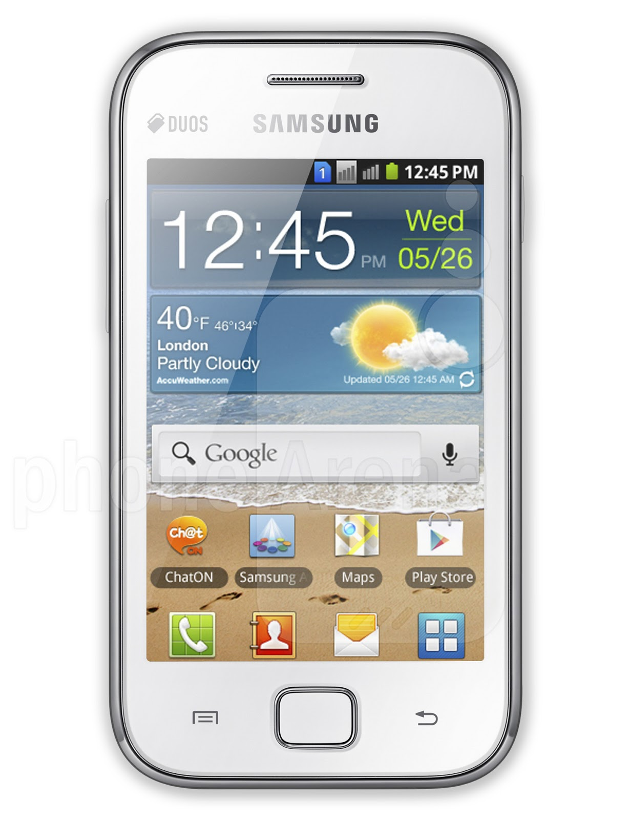 technology world samsung launches galaxy s duos