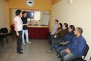 Curso de Técnica de Facilitación al personal que brinda turismo en Mérida