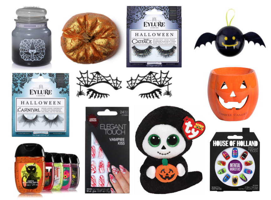 Halloween Beauty Releases 2015