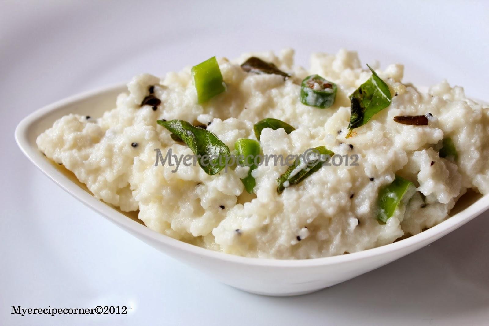 Curd Rice / Thayir Sadam