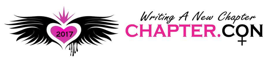 Chapter Con 2017 A YA/NA UK Book Convention