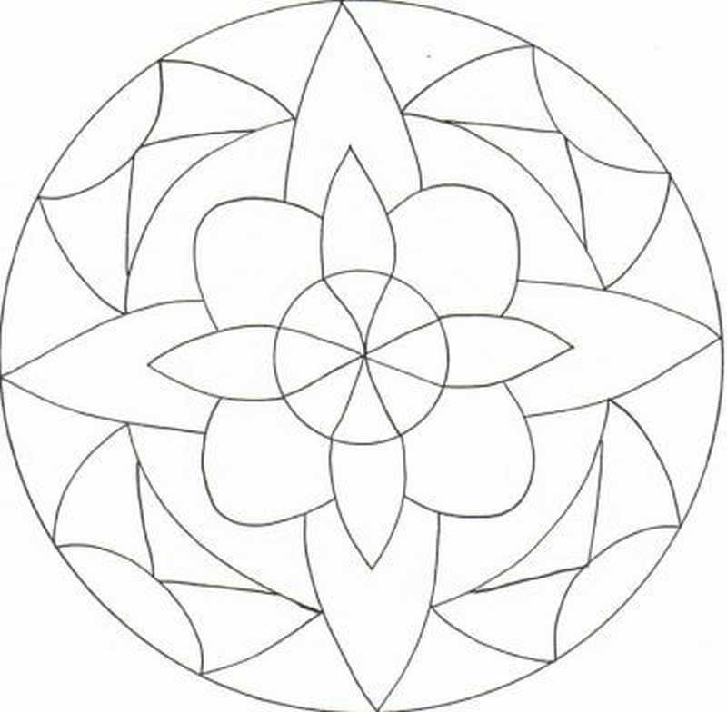Mandalas para pintar mandalas para pintar for Dibujos para mosaiquismo