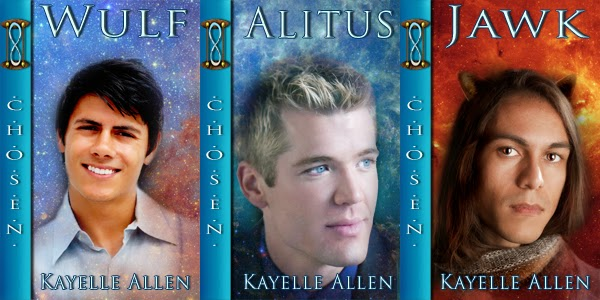 Tales of the Chosen by Kayelle Allen