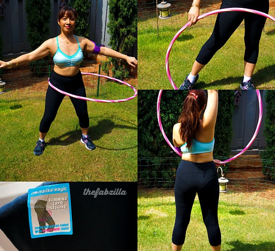 Fitness Essentials, How to Stay Fit, Review Marika Slimming Capri Legging, How to stay fit after 40