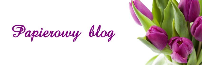 Papierowy blog