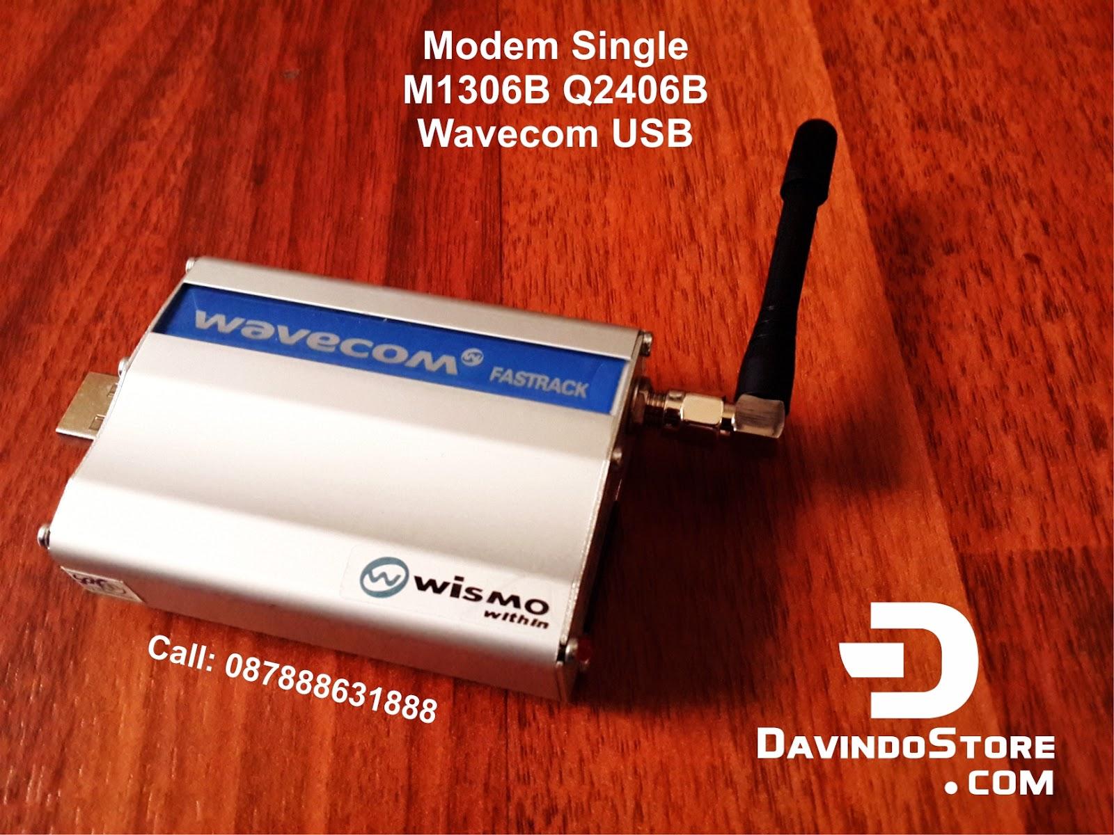 Jual Modem Pool 8 Port Dan 16 Jakarta Murah Berkualitas Wavecom M1306b Usb Q2406b Untuk Server Pulsa Single