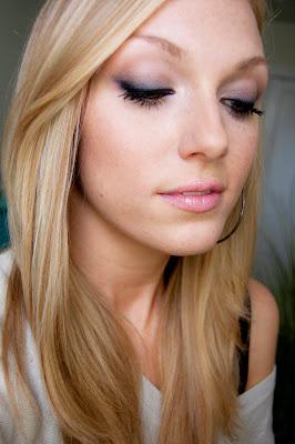 Makeup By Alli Wearable Glam Eyeliner Tutorial