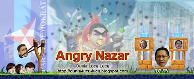Karikatur Lucu Angry Nazaruddin - partai demokrat