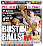Knicks reclaim winter?