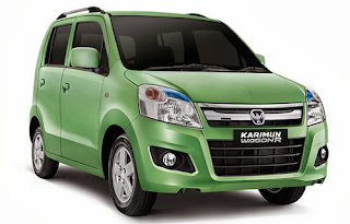 Spesifikasi dan Harga Suzuki Karimun WagonR