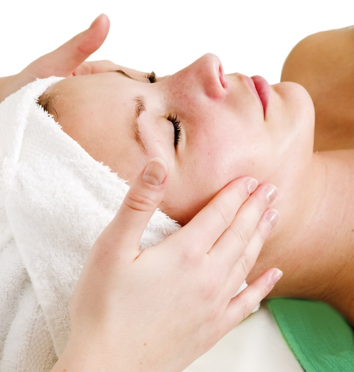 Information on facial massage techniques