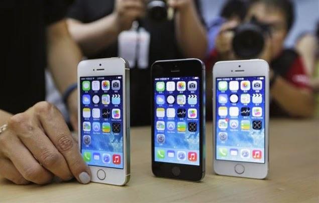 iphone s5+smartphone tercanggih dan terbaik 2014