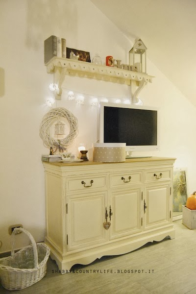 Angolo Tv & dettagli [ Makeover ]-shabby&countrylife.blogspot.it