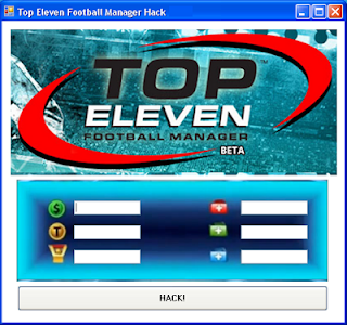 Image Top Eleven Hack Download
