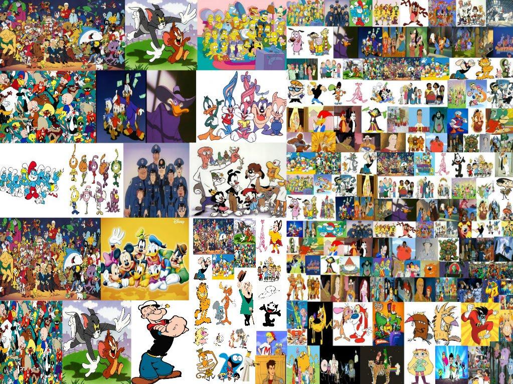 Lista dei cartoni animati trasmessi e visti in italia