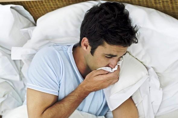 Meringankan Gejala Flu