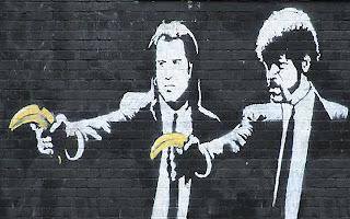 Doctor Ojiplatico. Banksy