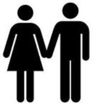 generos masculino y femenino en ingles