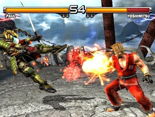 Download tekken 5 for pc highly compressed
