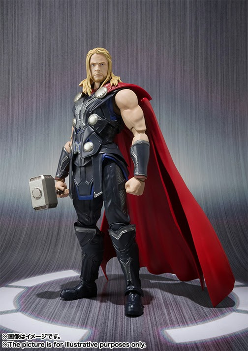 marvel thor the avengers age of ultron