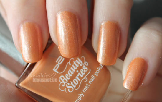 p2 gleaming apricot