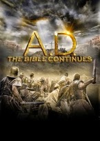 A.D.: The Bible Continues Temporada 1 audio latino