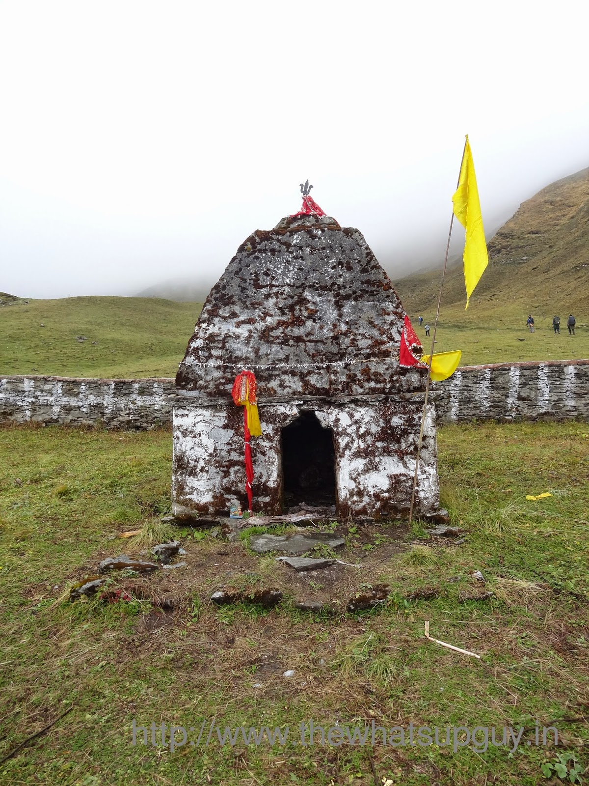 Temple Roopkund Trek With India Hikes Day 3