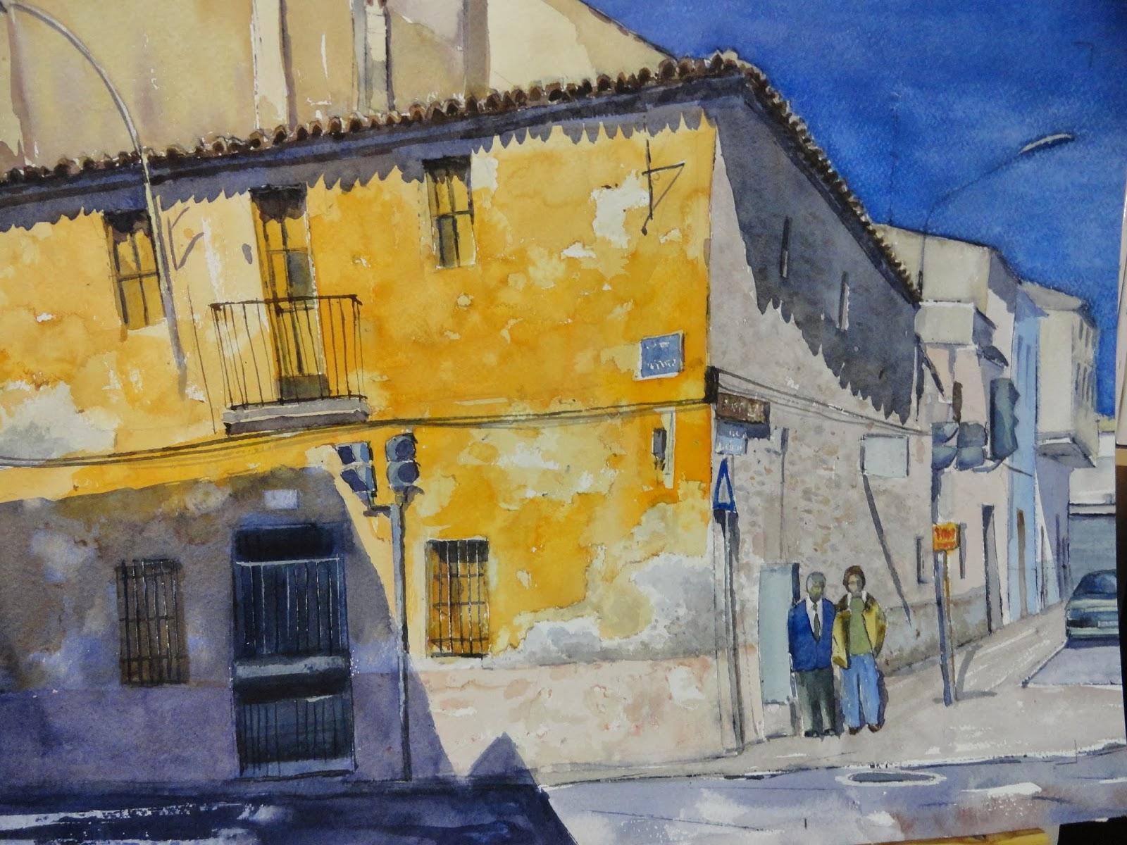 El blog de joaqu n medina el valor de la fotograf a - Trabajos de pintor en madrid ...