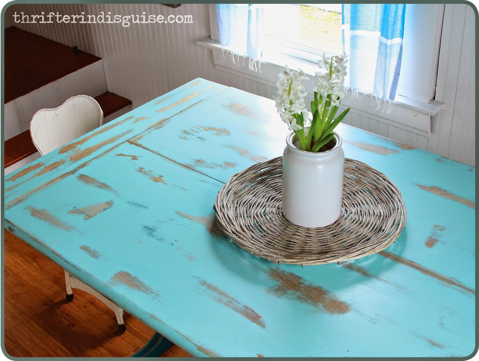 Cari Cuskey painted furniture DIY