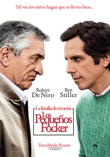 Los Pequeños Fockers ( 2010 ) Little Fockers - 720p Dual