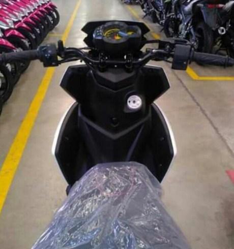 Penampakan Jelas Yamaha Aerox 125