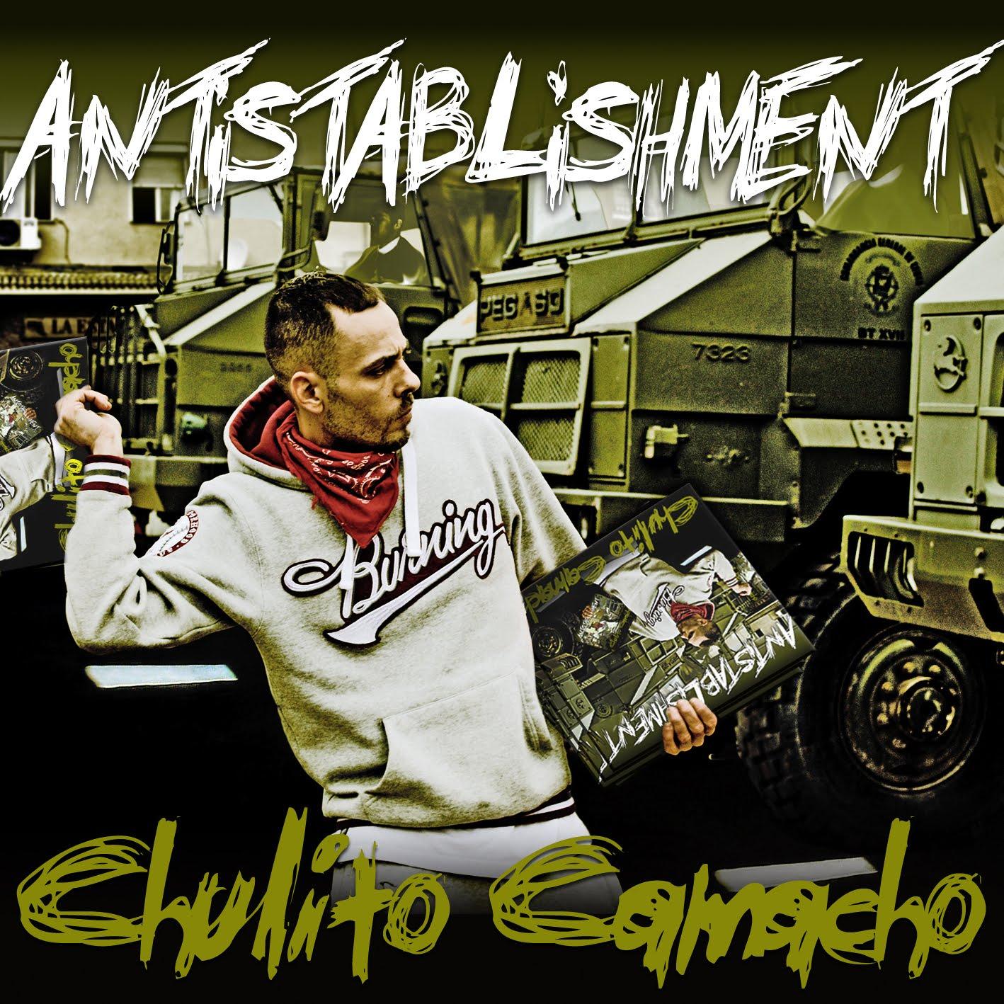Chulito Camacho - 18 Kilates Instrumentales